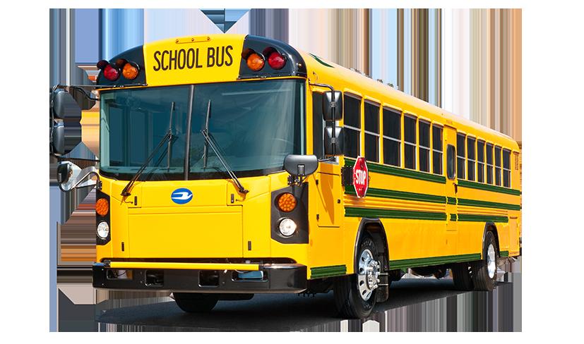 Blue Bird Bus >> Blue Bird All American Re Cng Bus