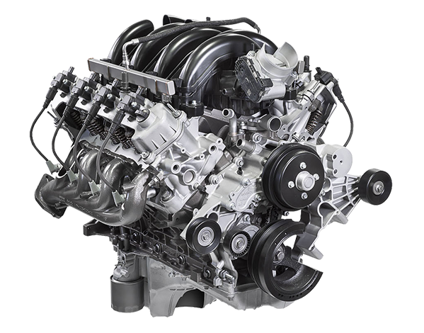 Ford Propane Engine for Blue Bird Vision - Ford 6R140 transmission and ROUSH CleanTech