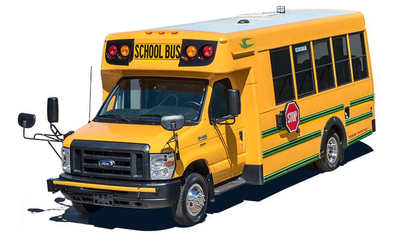 view our buses, specifically designed for school bus applications: